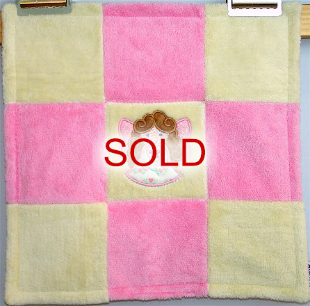 Handmade Baby Security Blanket