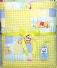 Click baby quilt for a closer look.