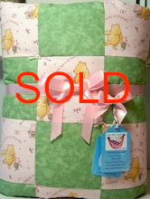 bassinet baby quilt