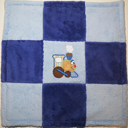 Handmade Baby Security Blanket